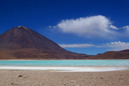 Colored Lagoons